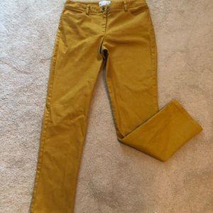 Eliott Lauren gold jeans